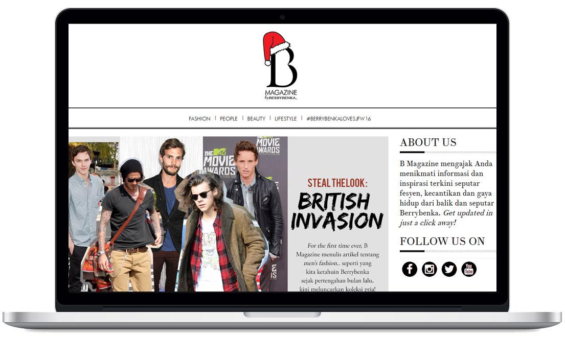 B Magazine | Mango it Solutions