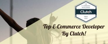 Top E-Commerce Developer By Clutch