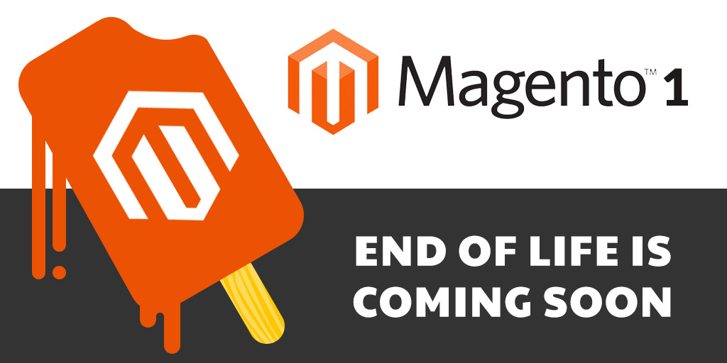 Magento 1 ends support at end off june 2020