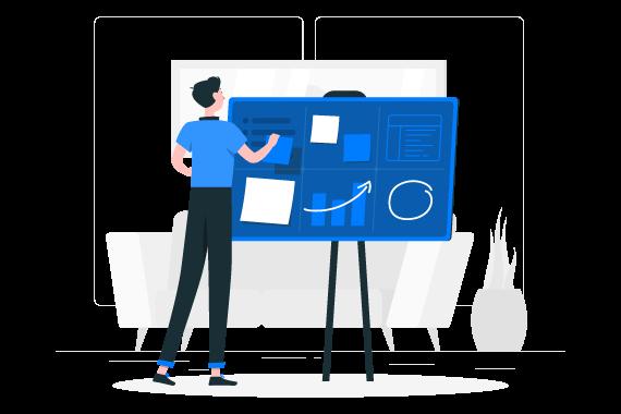 Wordpress Development Agency - Planning wordpress website layout