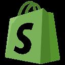 Shopify eCommerce website development icon