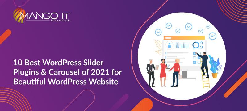 10 Best WordPress Slider Plugins & Carousel for Beautiful Website