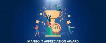 Mango IT Apprication Award